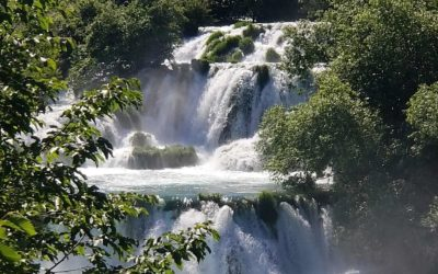 Speaking of Croatia: Part 6, Krka National Park